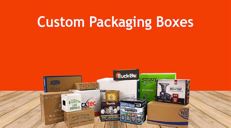 custom packaging box