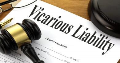 Vicarious liability