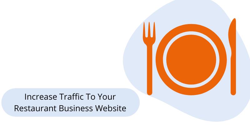 Traffic on business website